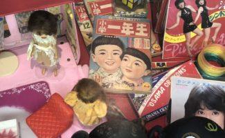 平成の終わり記念企画「昭和レトロ展」と「平成バブル展」