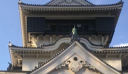 小倉城リニューアル!トニデザイン武蔵・小次郎モニュメントはいかに?!