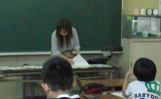 出張漫画教室~中間北小学校マンガクラブ